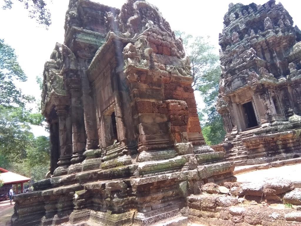 Ankgora Temple Complex