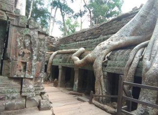 Velký Angkor Wat