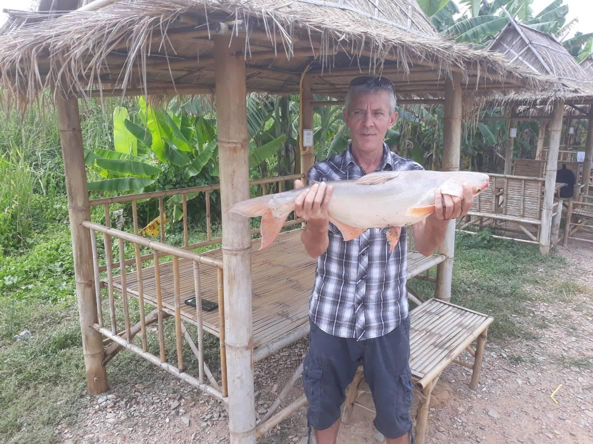 Рыбалка в Тайланде