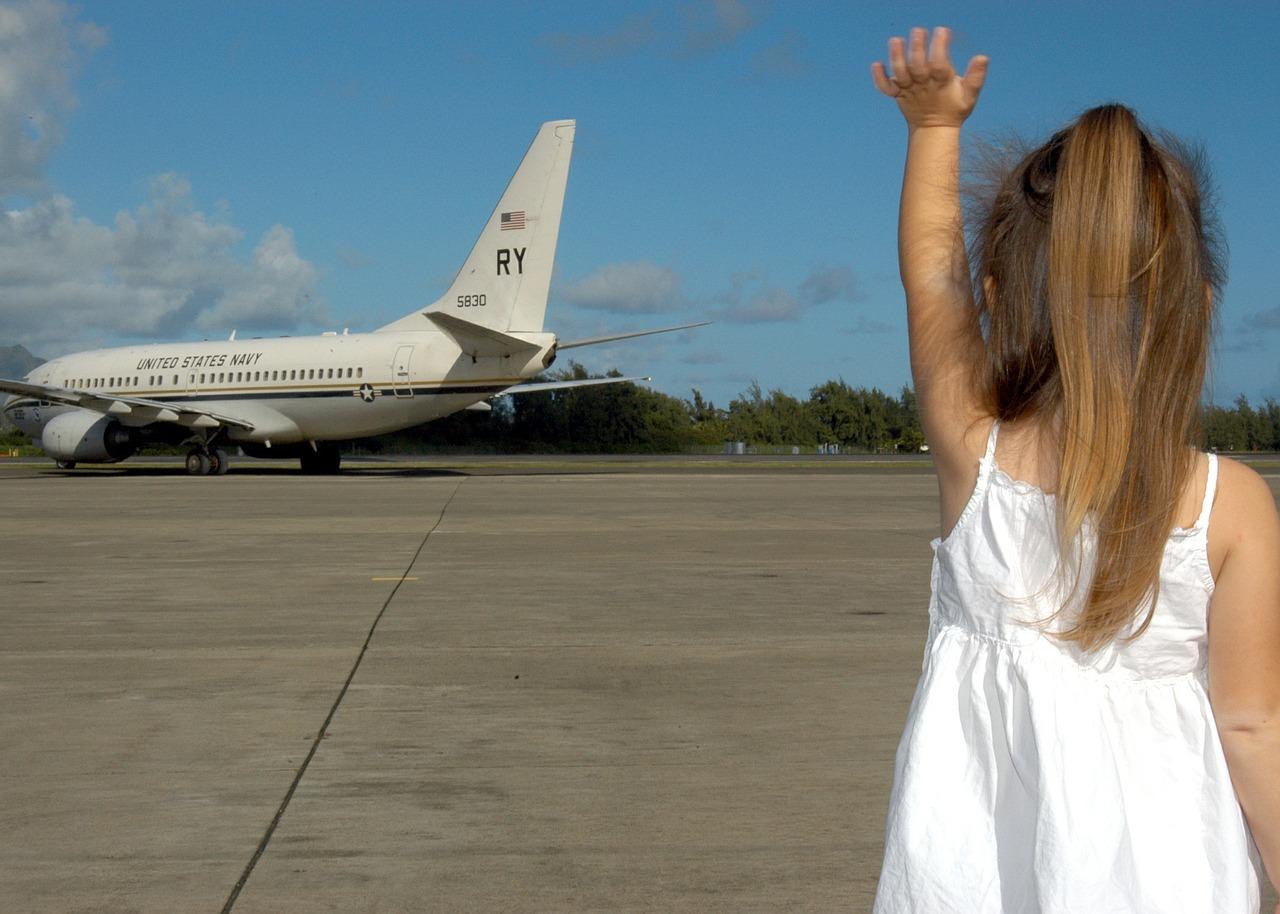 พี่เลี้ยงเครื่องบิน