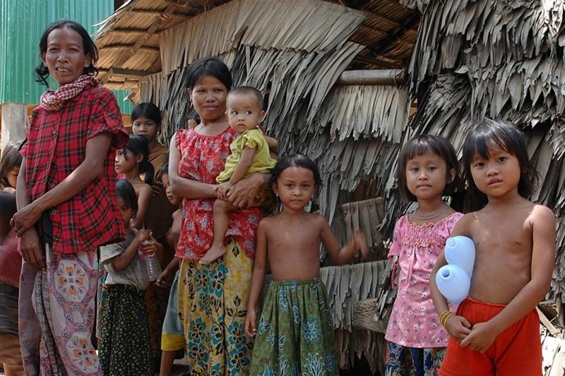 Народы Камбоджи