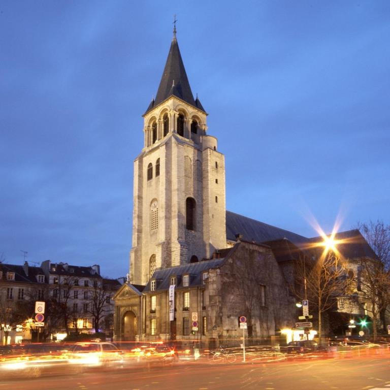 โบสถ์ Saint-Germain des Pres