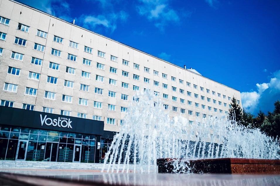 Hotel Vostok ใน Tyumen