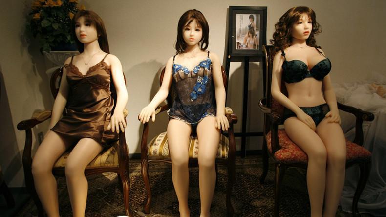 Отель секс кукол