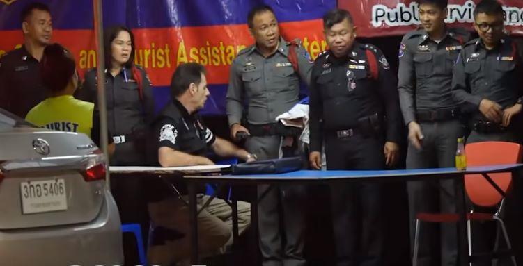 ตำรวจในประเทศไทย