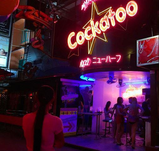 Cockatoo Ladyboy Bar