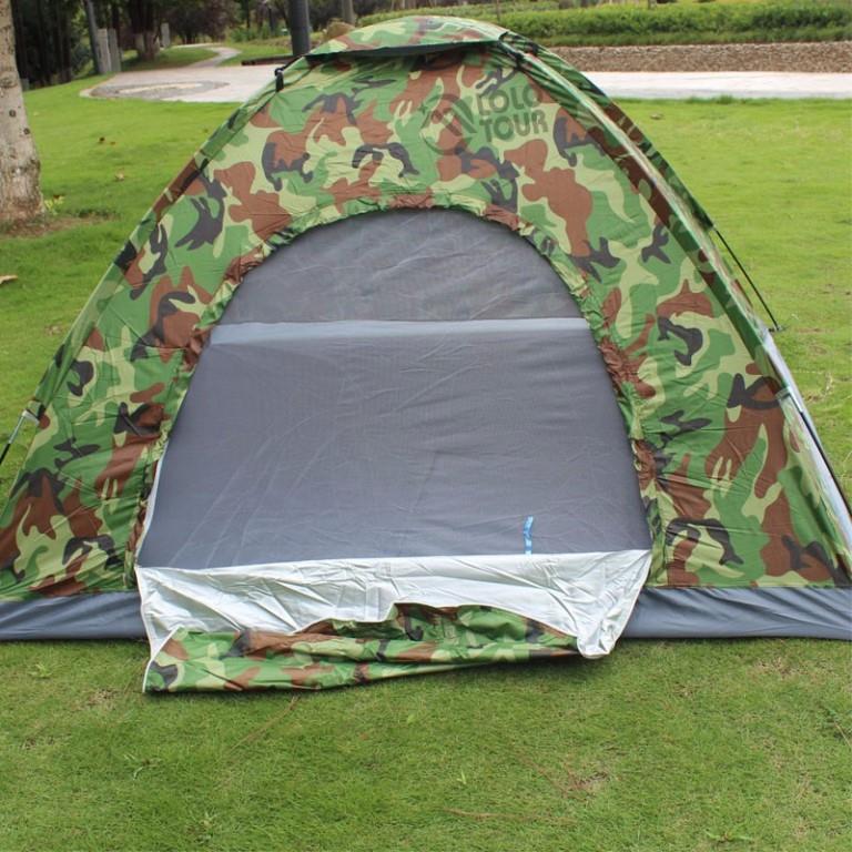 Палатка однослойная