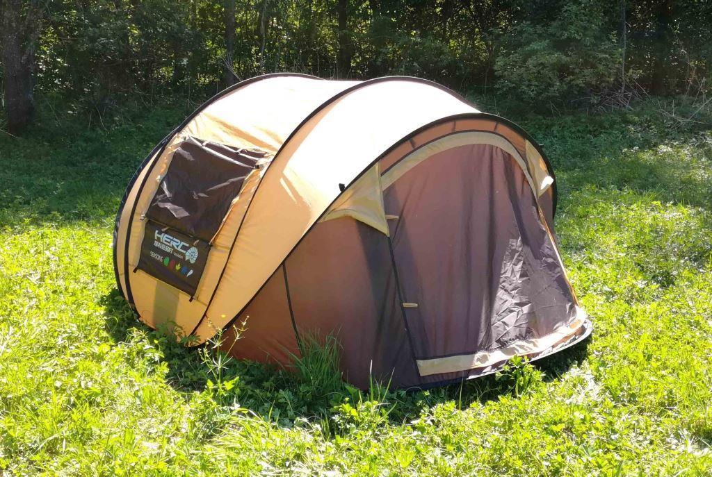 Треккинговая палатка
