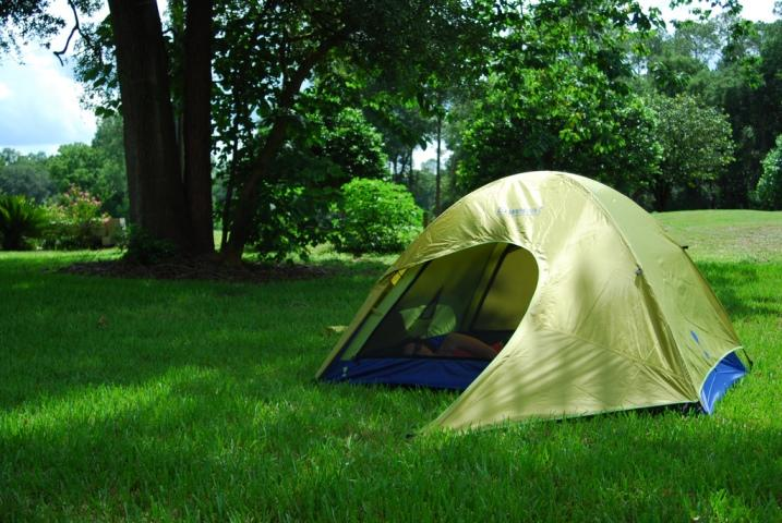 Палатка-полусфера