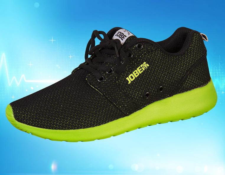 Discover Shoes Lace Lime JOBE