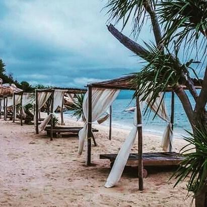 Пляж Nuoc Ngot