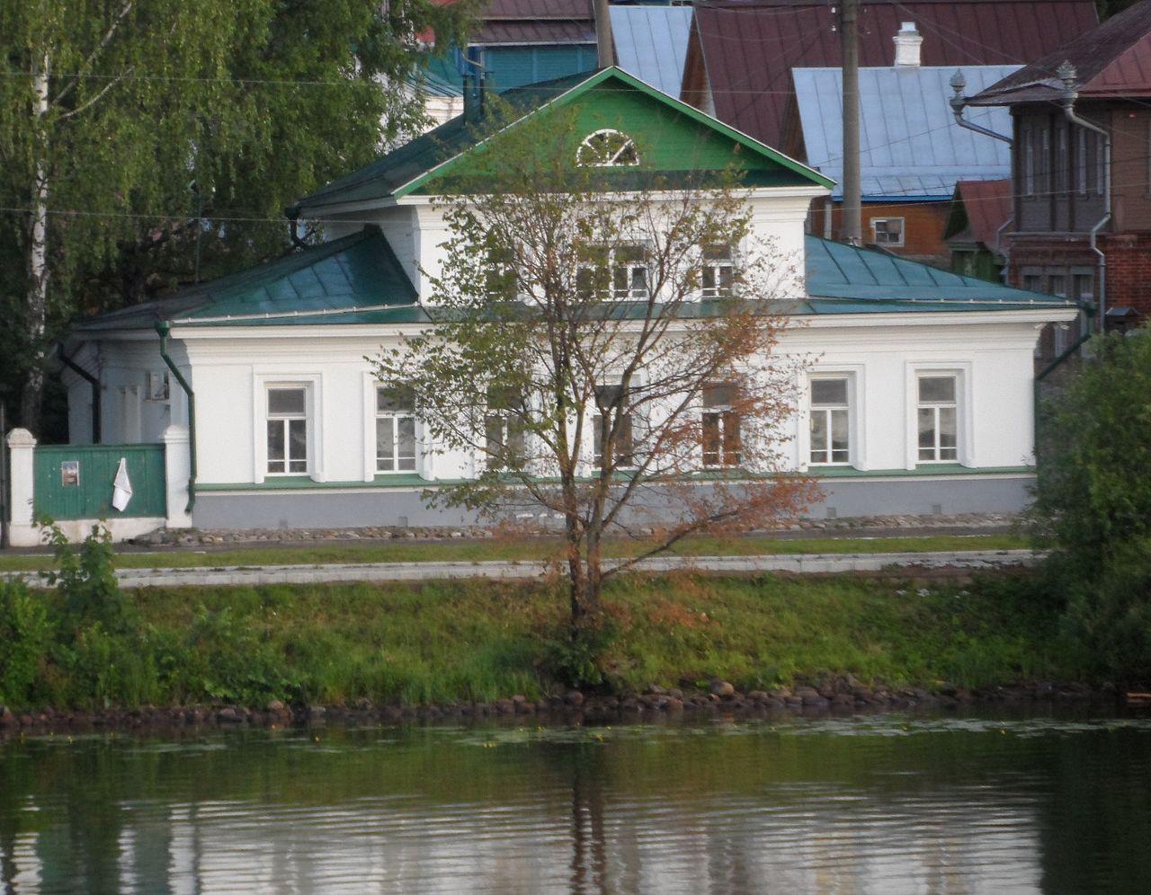 Дом-музей Исаака Ильича Левитана