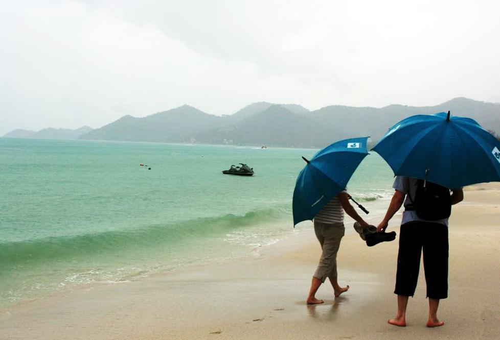 Phuketdə yağışlar