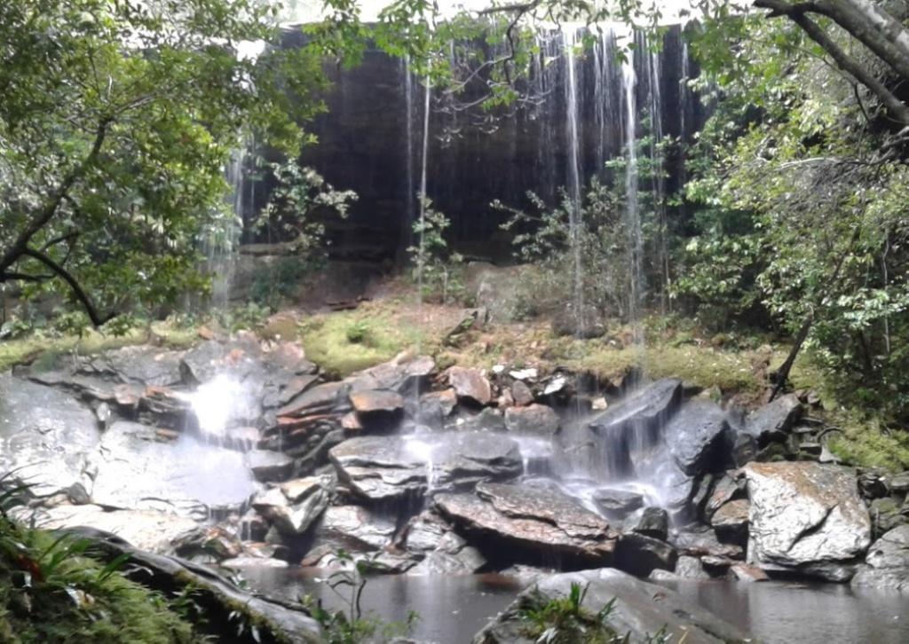 Водопад в Phu Kradueng National Park