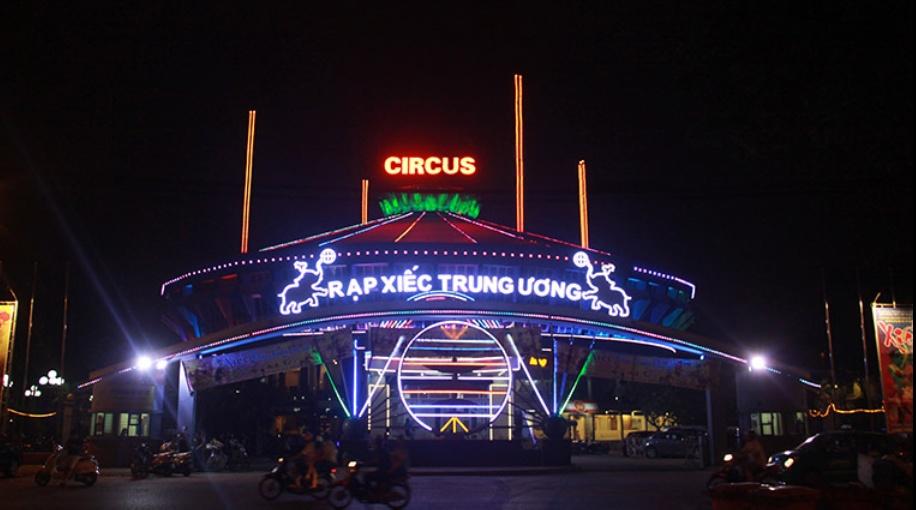 Vietnam Central Circus