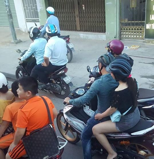 มอเตอร์ไซค์ในเวียดนาม