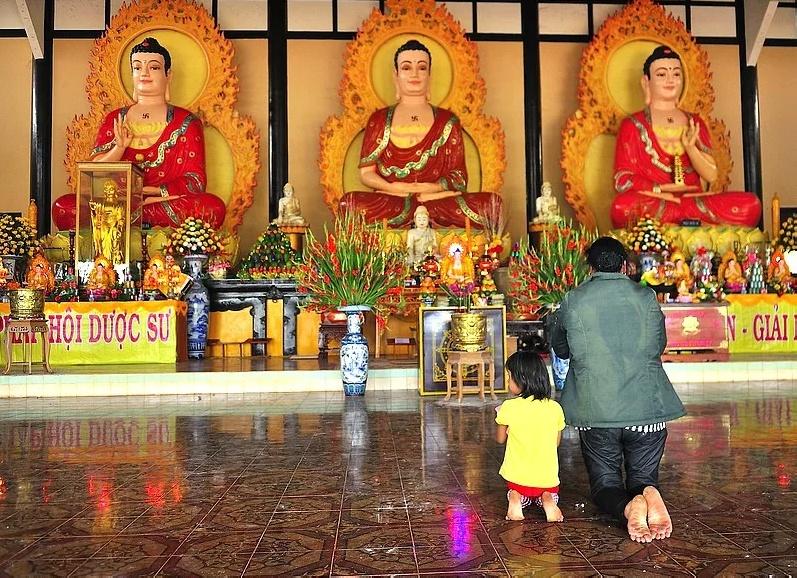 ศาสนาของเวียดนาม