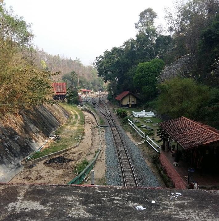 Khun Tan Railway Tunnel