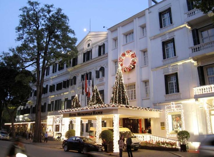 Hotel Metropole in Hanoi
