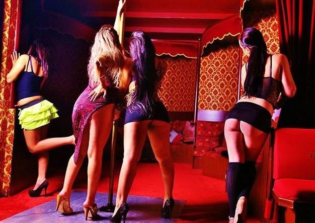 Проститутки Австрии