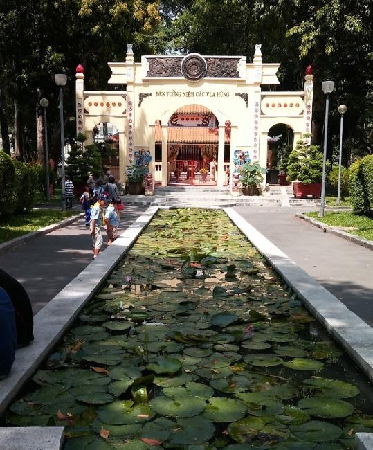 สวนสาธารณะ Tao Dan