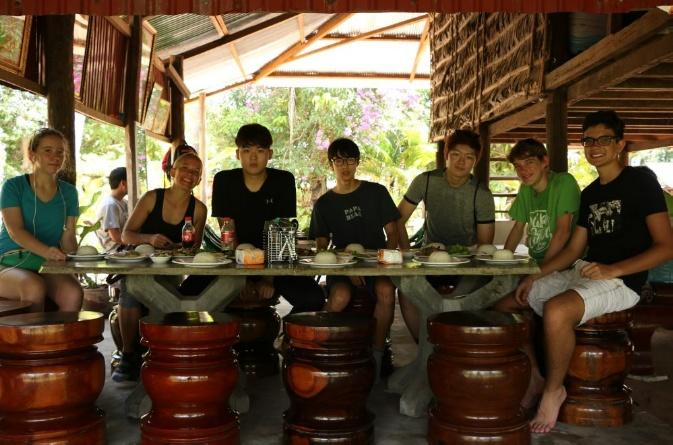 Homestay with locals