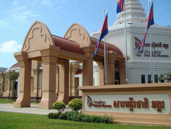Visit Angkor National Museum