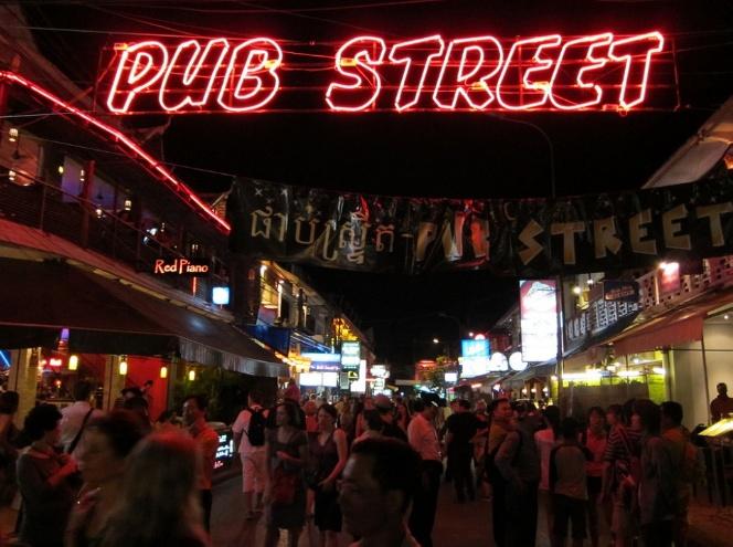 Have a blast at Pub Street