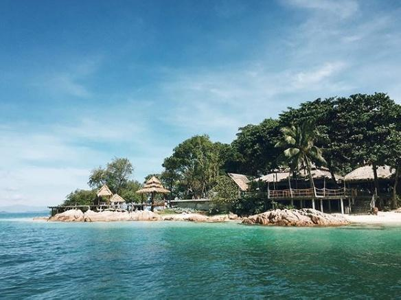 Koh Mannork in Rayong