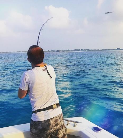 Fishing Maldives