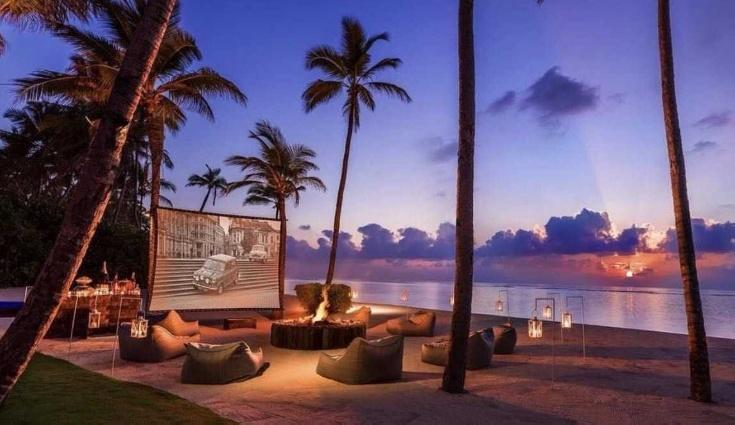 Beachside Cinema