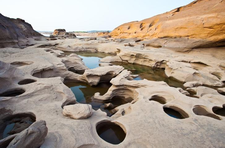 Maybe Sam Phan Bok is how Mars looks like with water