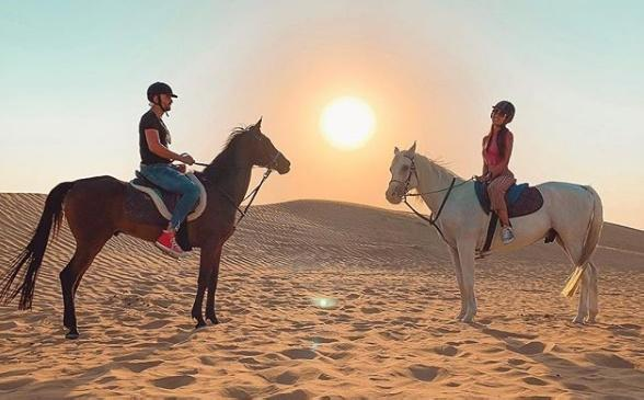 Al Dhabi Horse Riding