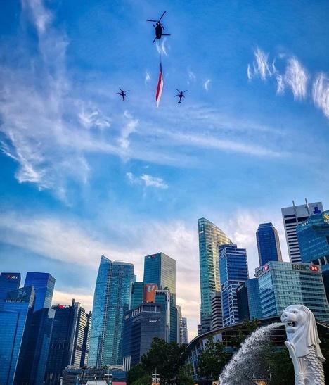 National Day Singapore