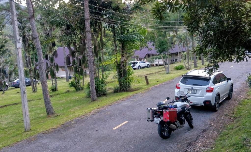 Как добраться в Khao Kho National Park