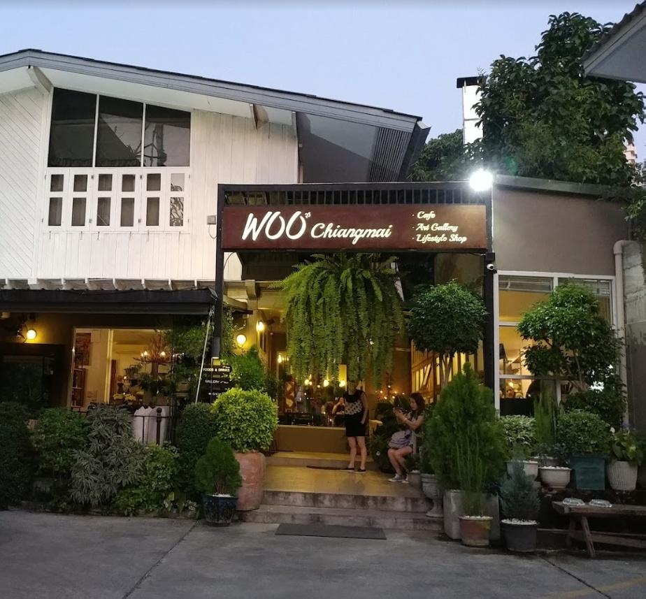 Woo Cafe & Art Gallery