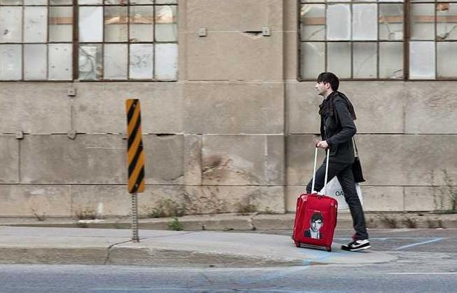Running With An Empty Suitcase
