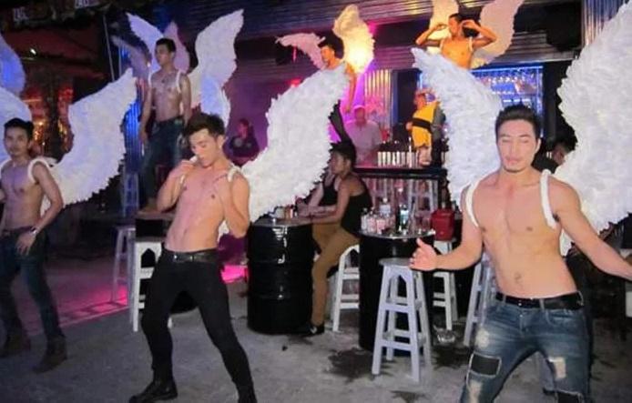 Phuketdə gey barları
