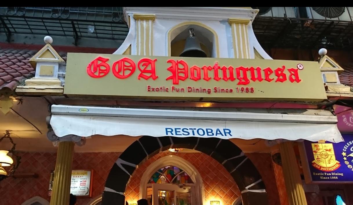 Goa Portuguesa Restobar