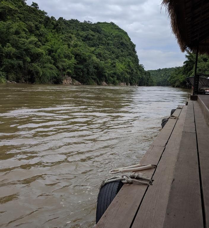 Река Квай Ной
