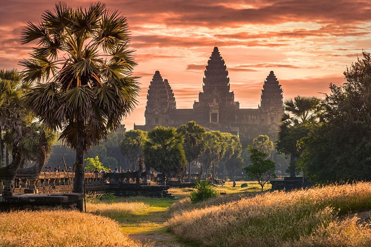 Ki jan pou li ale nan Siem Reap soti nan Ho Chi Minh City