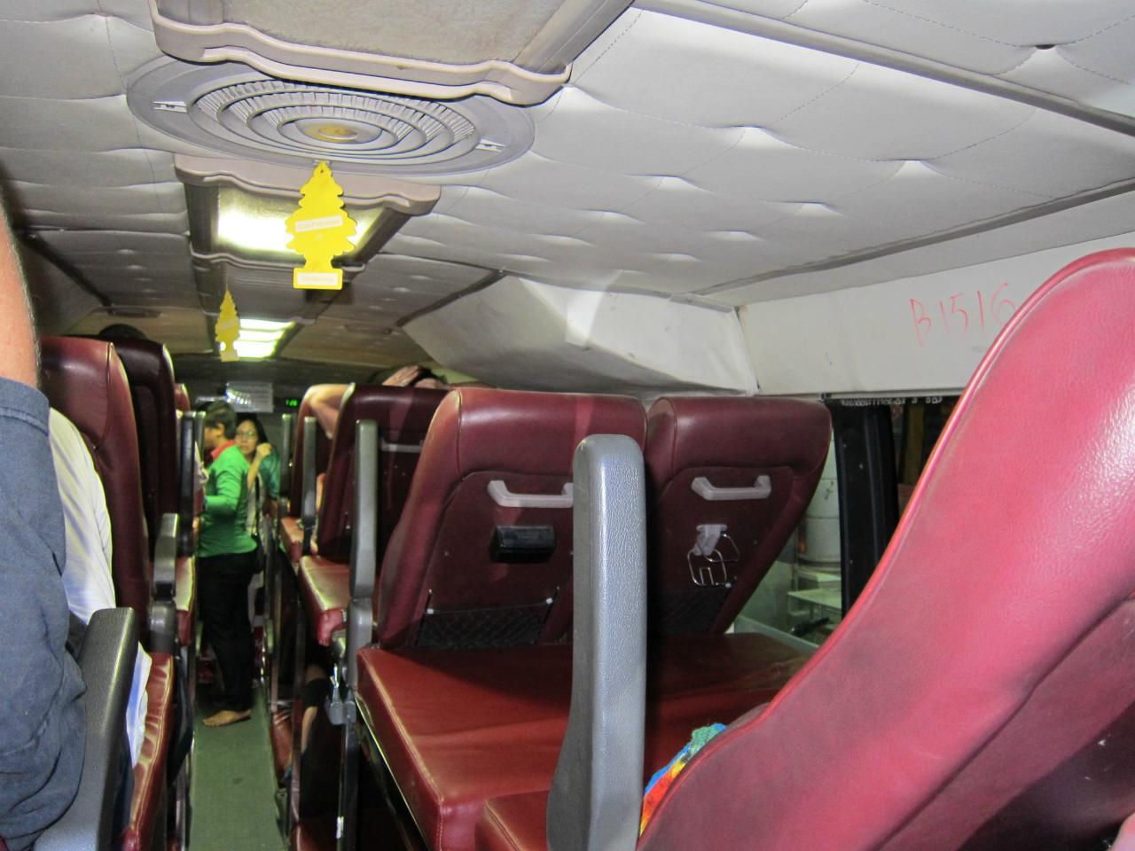 Из Сием Рипа в Сиануквиль на автобусе