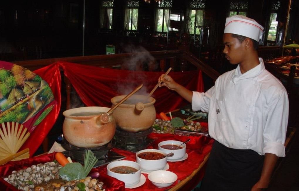 Кухня в Куала-Лумпур
