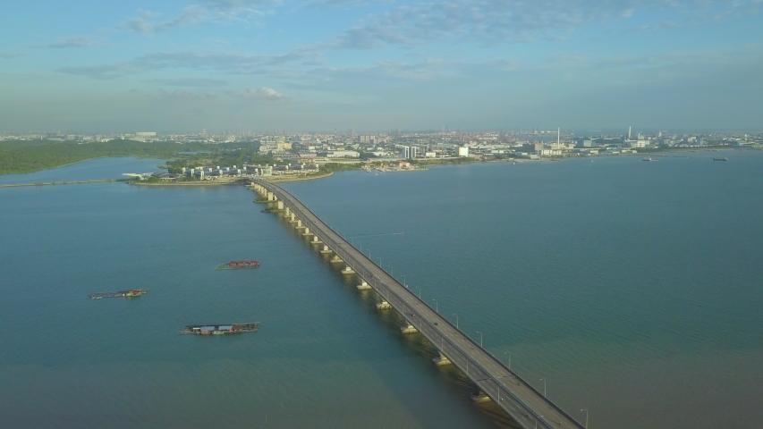 Мост в Куала Лумпур