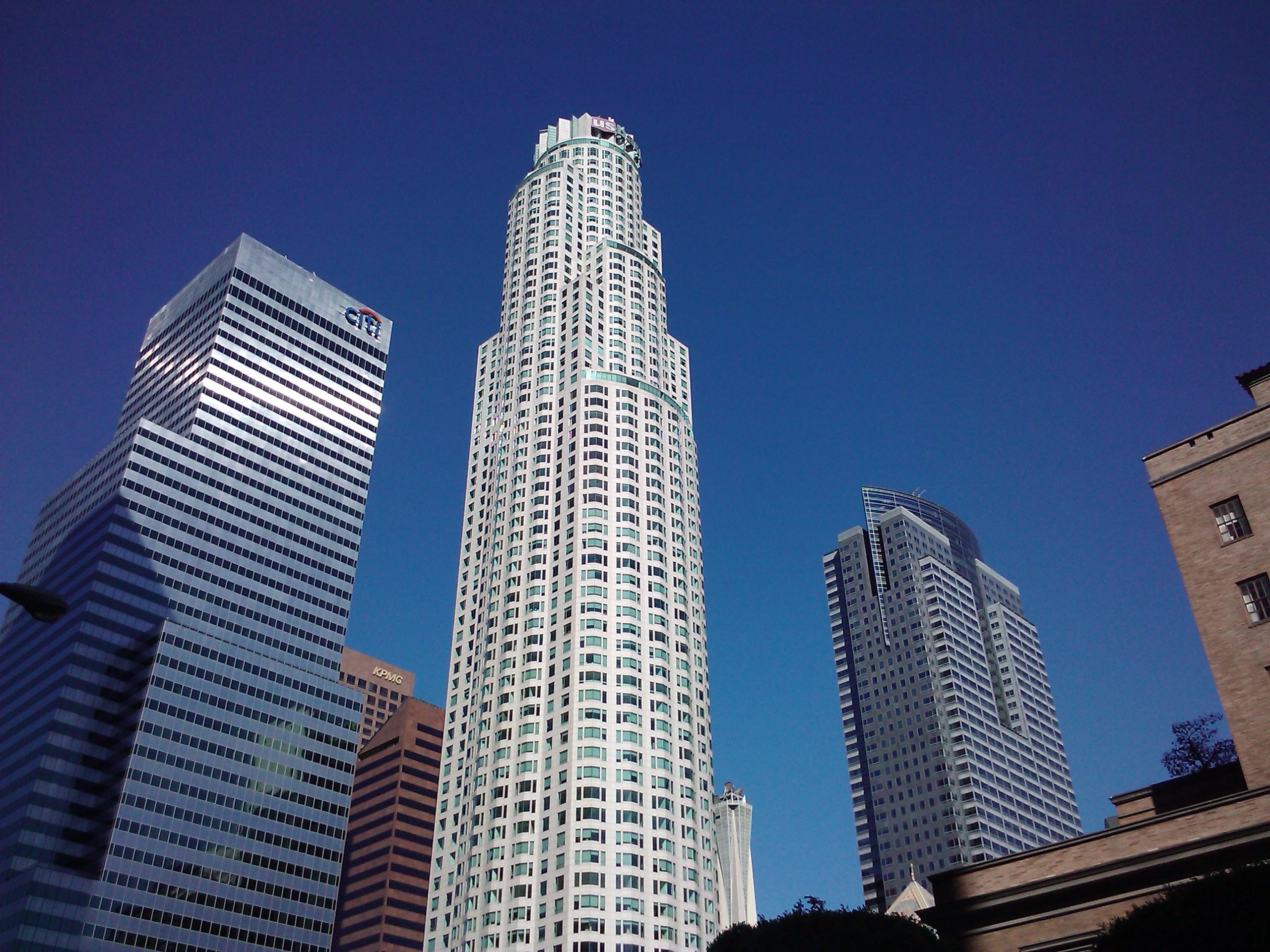 Bank of America Tower ในสหรัฐอเมริกา