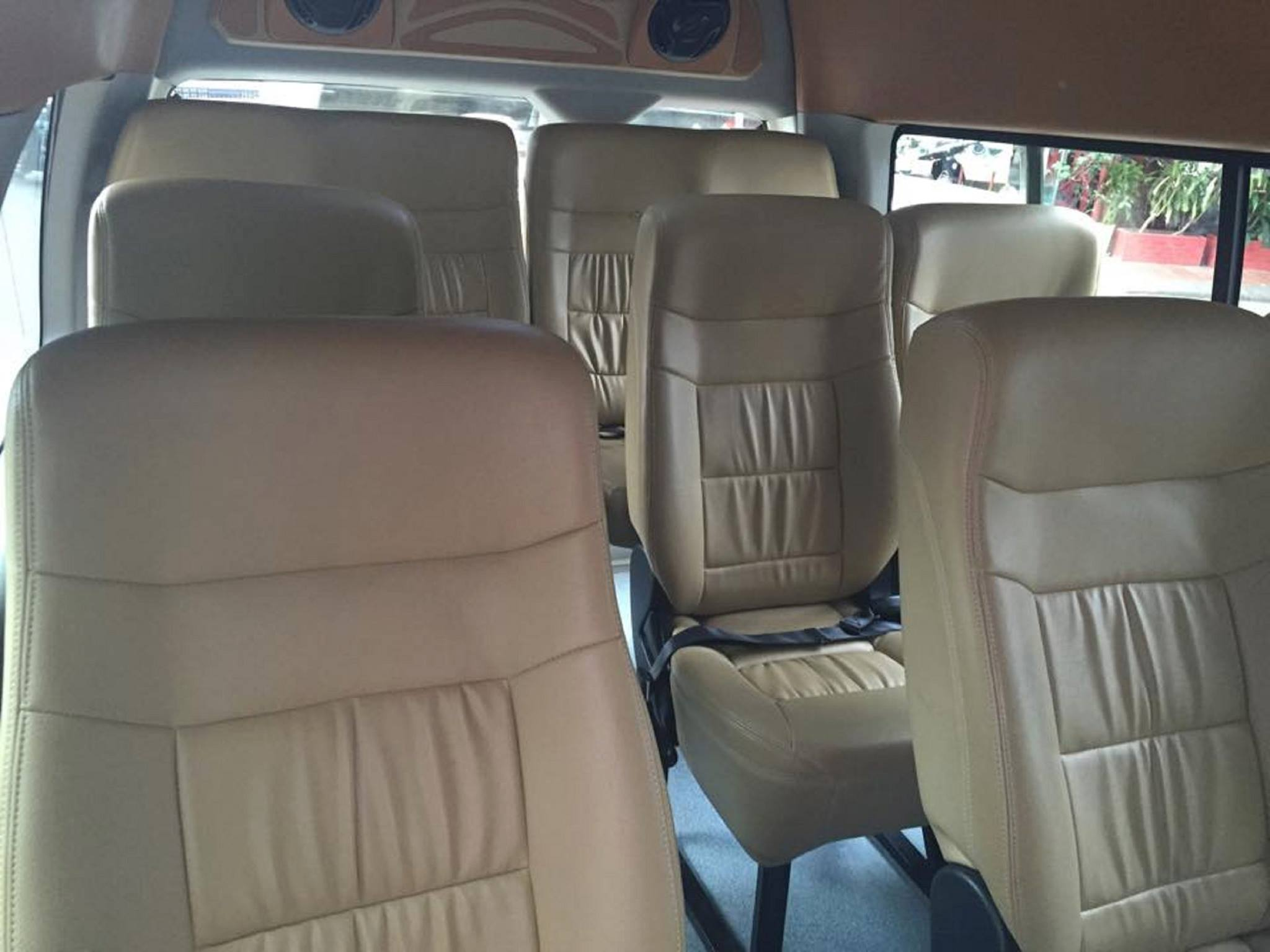 Путешествие на микроавтобусе