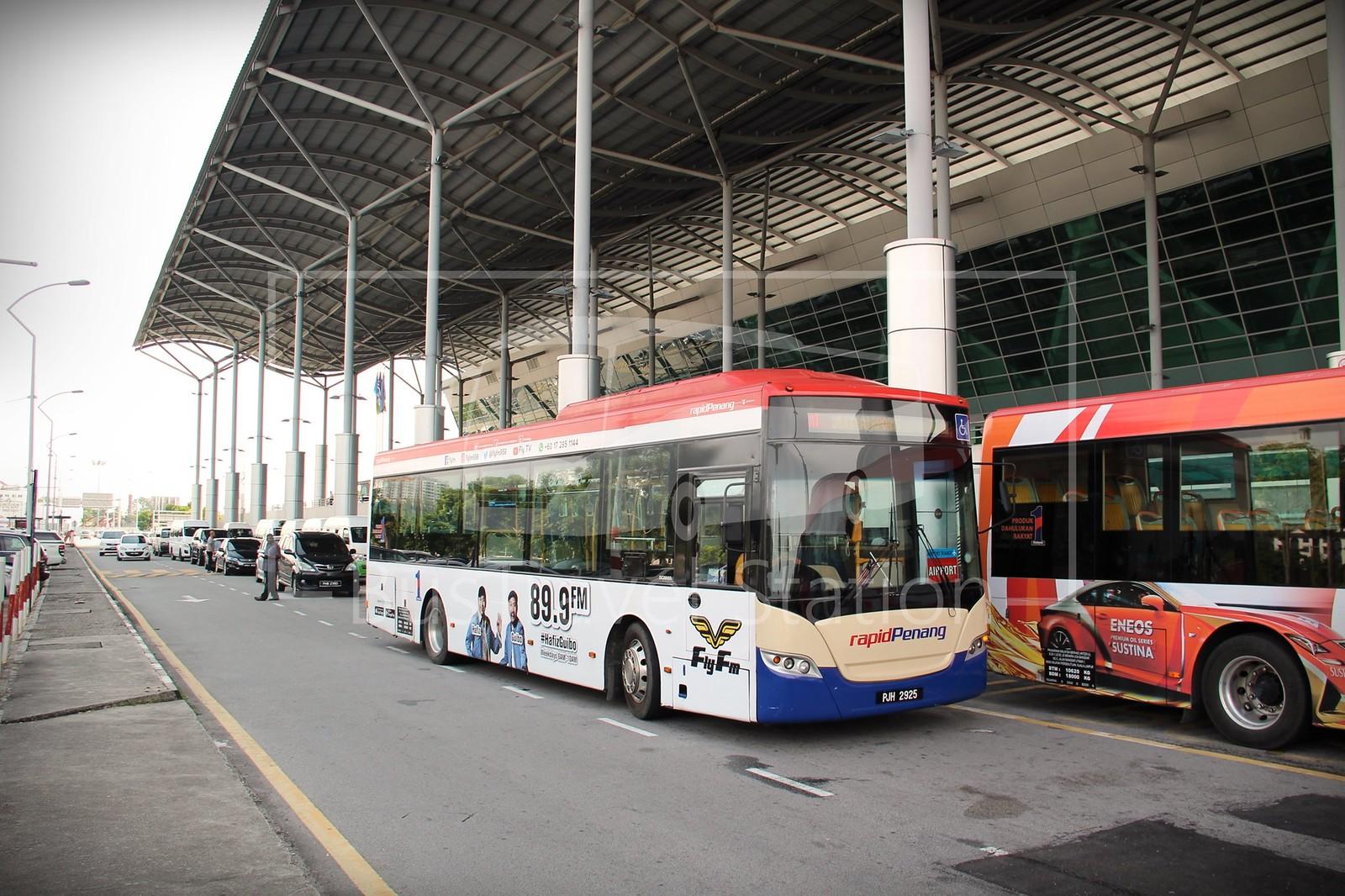 Автобус Rapid Penang