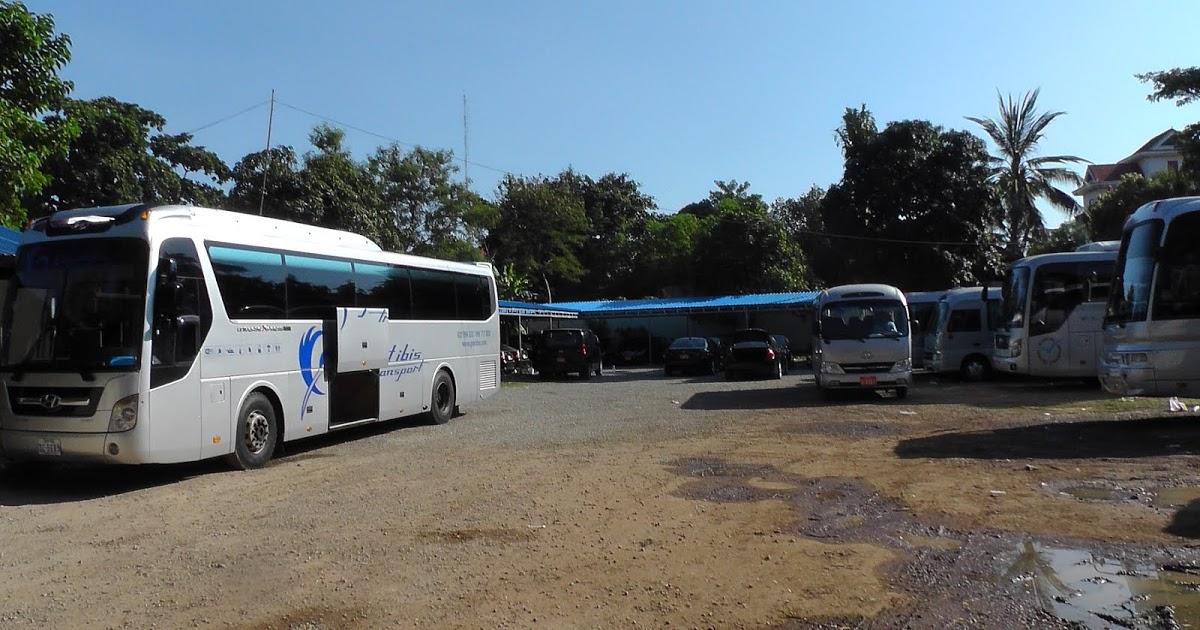 В Сием Рип на автобусе