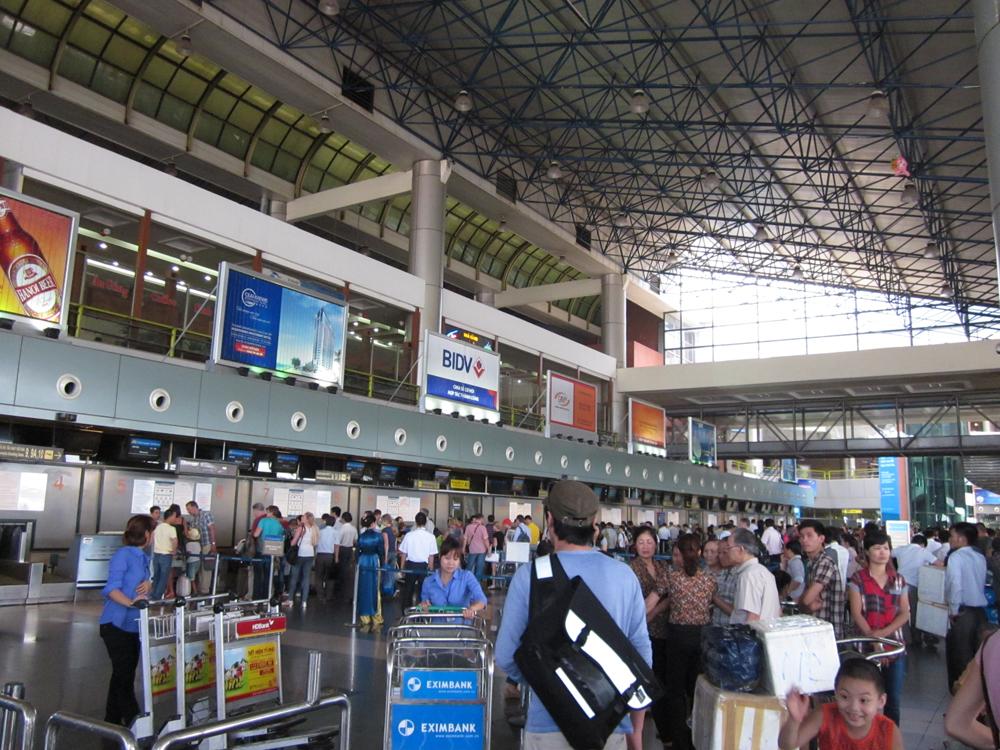 На самолете из Луангпхабанга