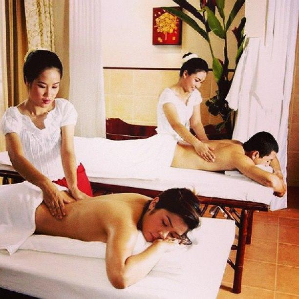 Spa massage Phuket